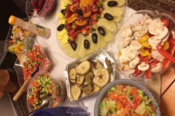 רצון בשינוי הרגלי אכילה בסדנת הנאה וחוויה בהרזיה